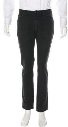 John Varvatos Five-Pocket Skinny Jeans