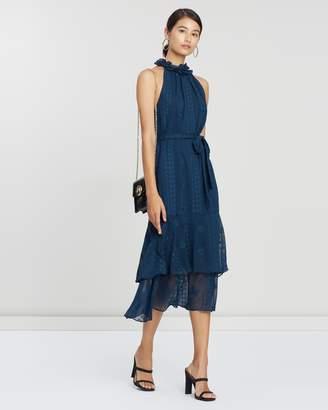 Cooper St Maiden High Neck Dress