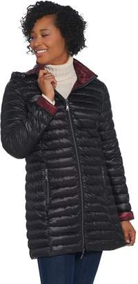 Nuage Packable Jacket with Removable Hood