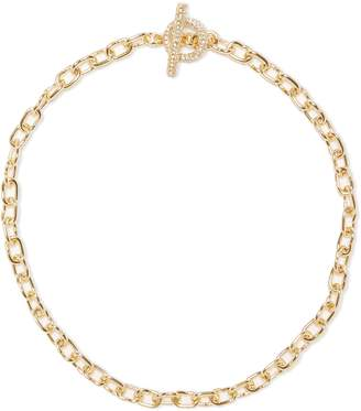 Vince Camuto Link Toggle Necklace