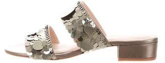 Rachel Zoe Addison Sequin Sandals