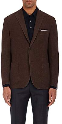 Boglioli MEN'S WOOL SPORTCOAT - RED SIZE 44