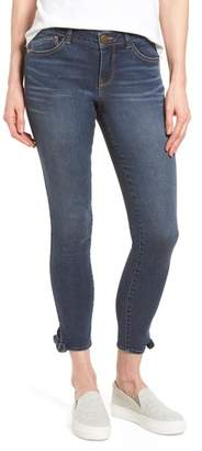 Wit & Wisdom Ab-solution Ankle Skinny Skimmer Jeans