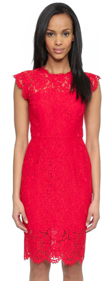 Rachel Zoe Suzette Fitted Dress $395 thestylecure.com