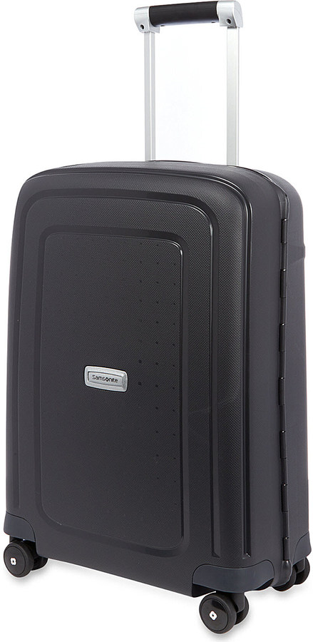 Samsonite Samsonite S'Cure DLX four wheeled suitcase