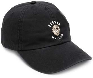 Versus lion head baseball cap