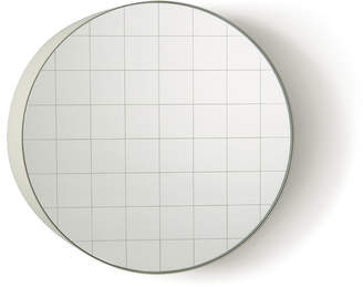 Atipico Centimetri White Wall Mirror