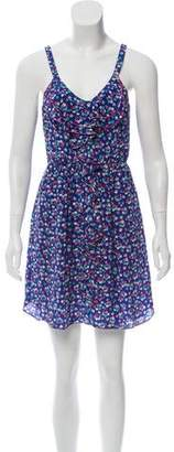 Rebecca Taylor Silk Mini Dress