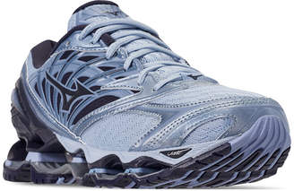 c9569ee4b021 Mizuno Women Wave Prophecy 8 Running Sneakers from Finish Line
