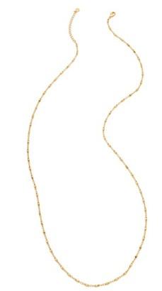 Women's Gorjana Multistrand Beaded Necklace $60 thestylecure.com