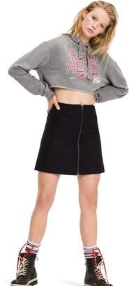 Tommy Hilfiger A-Line Zip Skirt