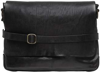 Campomaggi Vintage Effect Leather Messenger Bag