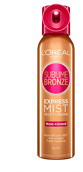 L'Oreal Sublime Bronze Express Pro Self-Tanning Dry Mist - Medium Skin 150ml