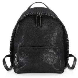 Stella McCartney Small Chain Backpack