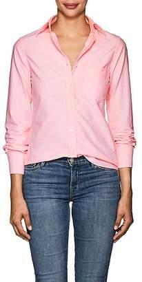 Barneys New York Women's Cotton Oxford Shirt