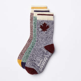 Roots Toddler Maple Sock 3 Pack