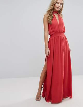 The Jetset Diaries Shale Maxi Dress