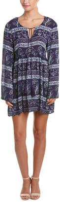 Raga Island Violet Tunic Dress