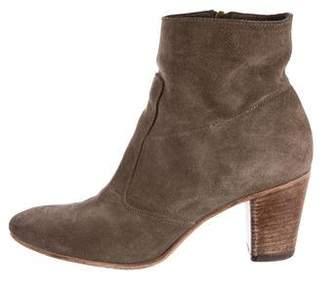Alberto Fermani Diva Suede Ankle Boots