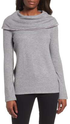 Chaus Long Sleeve Cowl Neck Sweater