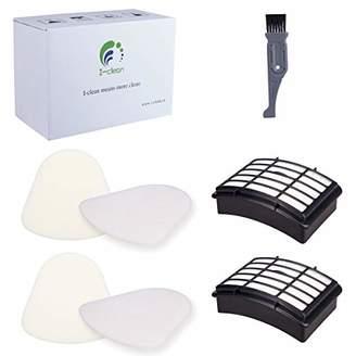 I clean 2Packs Filters Replacement Shark Navigator Lift-Away NV352 NV356E NV360
