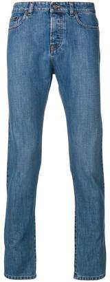 No.21 slim-fit jeans