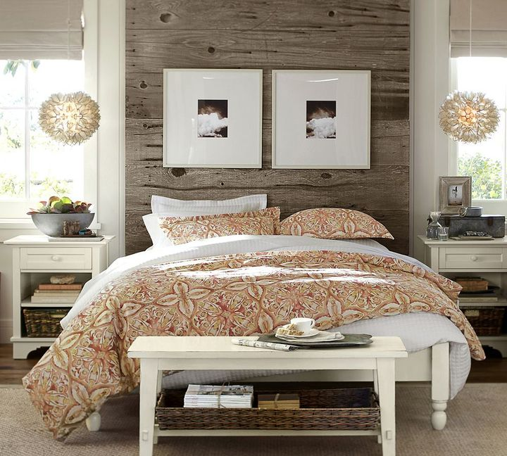 Pottery Barn Universal Platform Bed
