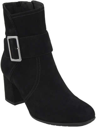Earth Athena Suede Bootie