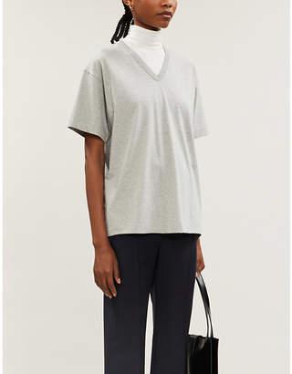 Joseph Perfect V-neck cotton-jersey T-shirt
