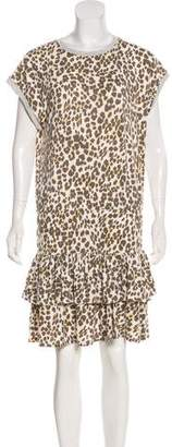 Juicy Couture Animal Print Dress