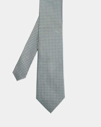 Ted Baker NEARER Semi plain silk tie