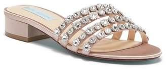 Betsey Johnson Sophia Embellished Sandal