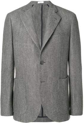 Boglioli knit jacket