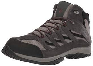 Columbia Men's Crestwood MID Waterproof Wide Hiking Boot
