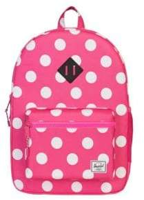 Herschel Polka Dot Backpack