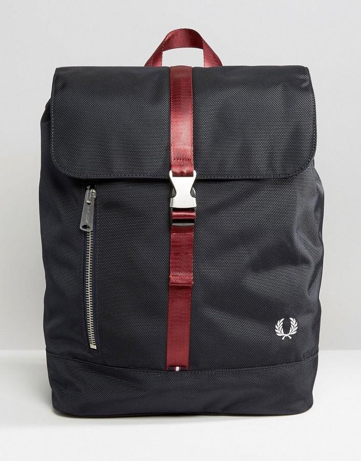 черный рюкзак фред перри