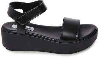 Steve Madden Stevemadden EASTSIDE BLACK LEATHER