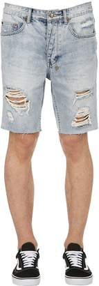Ksubi Axel Short Dirty Harry Denim Shorts