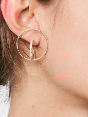 Charlotte Chesnais Saturn earrings