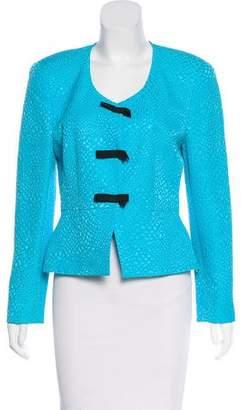 Christian Dior Jacquard Jacket