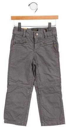 Boys' Pinstripe Straight-Leg Pants w/ Tags