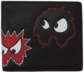 McQ Black Monster Wallet