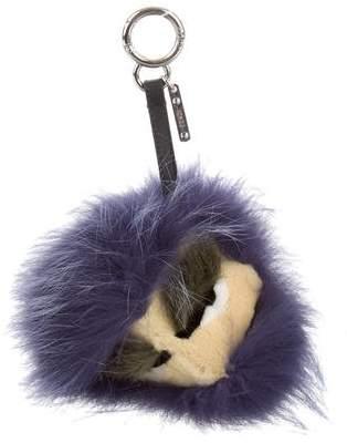 Fendi Fur Bag Charm - ShopStyle 77c60741db