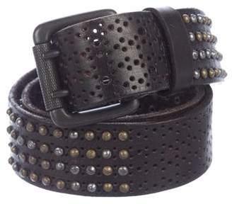 Liebeskind Berlin Leather Studded Belt