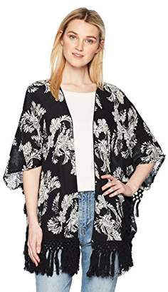 Roxy Women's Desert Oasis Kimono Top