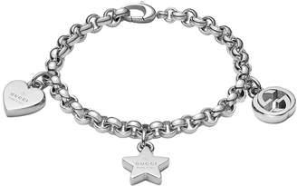 Gucci Trademark Charm Bracelet