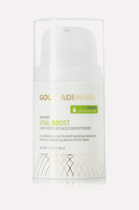 Goldfaden Vital Boost Moisturizer, 50ml - Colorless
