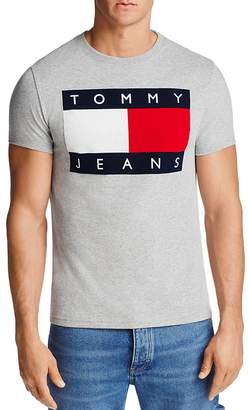 Tommy Hilfiger Graphic Logo Tee $50 thestylecure.com