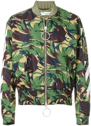 Off-White arrows bomber jacket