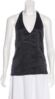 Kaufman Franco KAUFMANFRANCO Silk Sleeveless Blouse